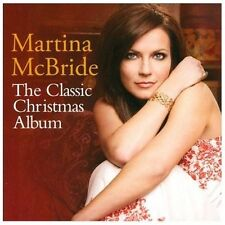 NEW The  Classic Christmas Album by Martina McBride (CD, 2013, Sony Music)