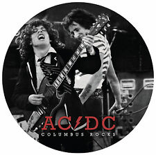 AC/DC Sealed 2017 UNRELEASED LIVE OHIO 1978 CONCERT PICTURE DISC VINYL RECORD