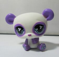 HASBRO MY LITTLE PET SHOP LPS * purple panda* S08!!