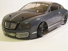 Bentley Continental Cuerpo 200mm kamtec 1:10 Lexan 176