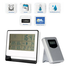 Home Wireless Weather Station Precision Forecast Temperature Humidity Calender