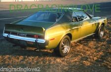 1970 AMC Javeline SST Classic American Car 8x10 GLOSSY PHOTO!