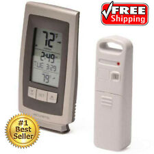 NEW Acurite Digital Weather Thermometer Home Indoor Outdoor Wireless Station