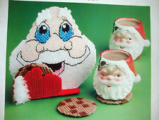 ''WELCOME SNOW FRIENDS'' ~*~PLASTIC  CANVAS PATTERN~*~B