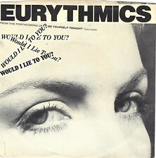EURYTHMICS, THE  (Would I Lie To You?)  RCA PB-14078 = PICTURE SLEEVE ONLY!!!