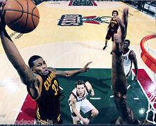 Alonzo Gee Portland Trail Blazers Autographed 8x10 Photo W/ LOM COA