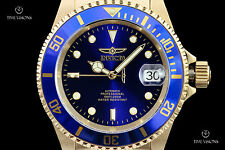 Invicta Men's 40mm Pro Diver Automatic 18kt Gold Plated Bracelet Watch - 8930OB