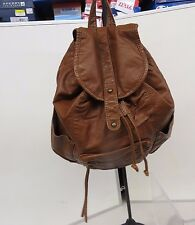 American Eagle Women's Brown faux leather Backpack NWT B197