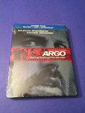 Argo Blu-ray DVD Digital HD Combo Limited Steelbook Edition NEW