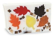 Primal Elements* AUTUMN LEAVES 7.0oz+ not 6.0 Handmade Glycerin Soap