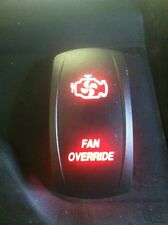 CAN AM MAVERICK FAN OVERRIDE SWITCH HARNESS OVER RIDE COOLING UTV XRS X XC DPS