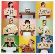 AN ANGLE We Can Breathe Under Alcohol CD