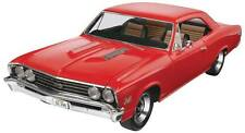 Revell 1/25 '67 Chevelle SS 396 Plastic Model Kit 85-4285 Factory Sealed