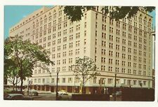 Kahler Hotel Rochester Minnesota MN Mayo Clinic Old Cars Post Card