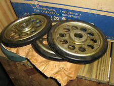CHAPARRAL SNOWMOBILE1973-74 rear ilder wheel nos