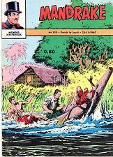 MANDRAKE 139  EDITIONS DES REMPARTS 1967 TBE