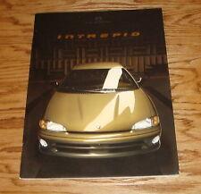 Original 1993 Dodge Intrepid Deluxe Sales Brochure 93
