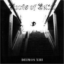 Woods of Belial-DEIMOS XIII [Re-release] CD