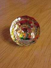 Swarovski paperweight queen mothers 90th année