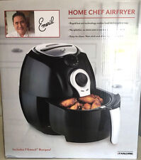 Emeril Lagasse Airfryer Home Chef System 3.5 qt No Oil Healthy Cook Deep Fryer