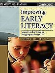paperback:Improving Early Literacy-Strategies+Activities Struggling Students-k-3