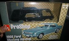 AMT 1966 FORD MUSTANG COUPE BLACK 1/25 Model Car Mountain fs PRO-SHOP