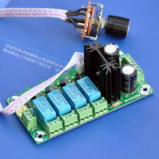 Audio Input Selector Relay Module Board, 4 L/R to 1 L/R, Japan TAKAMISAWA Relays