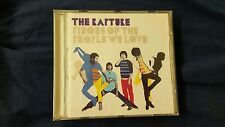 RAPTURE - PIECES OF THE PEOPLE WE LOVE. CD