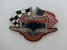 2009 Indianapolis 500 Centennial ERA Event Collector Pin w/ Flags