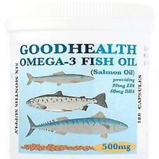 OMEGA-3 FISH OIL, 500mg, 720 CAPSULES  FREE POSTAGE