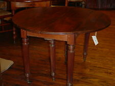 Wonderful French Louis Philippe period table 3 extra leaves, mahogany,circa 1860