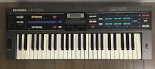 Vintage Casio CZ-1000 Synthesizer Electric Piano Keyboard 49 Keys - TESTED WORKS