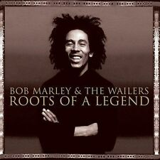 Roots of a Legend [CD & DVD] by Bob Marley Live DVD