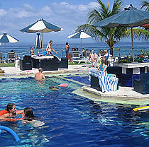 BALI luxury beach accommodation 2 WEEKS - 2 RESORTS + TRANSFER + BONUSES + KIDS