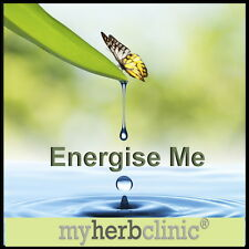 ENERGISE ME AROMATHERAPY THERAPEUTIC ESSENTIAL OIL BLEND FAST FREE POST -
