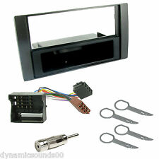 CT24FD29 Car Stereo Single Din Fascia Facia Fitting Kit For Ford C-Max 2003
