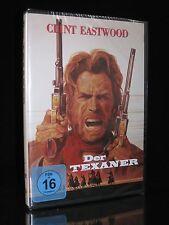 DVD DER TEXANER - CLINT EASTWOOD - BÜRGERKRIEG AMERIKA *** NEU ***