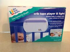 The First Years Crib Tape Player & Light