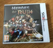 HEROES OF RUIN (version française - collector) 3DS NEUF