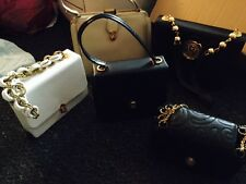 Vintage Collection Of 5 ERIC NY Hand Bags Ex Con