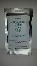 CAT Calming Collar Anxiety stress travel fireworks up to 30 days per collar