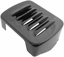 Bikers Choice Louvered Coil Cover Black 13005BS4 Harley Davidson 49-0227