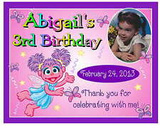 15 ABBY CADABBY BIRTHDAY PARTY FAVORS MAGNETS
