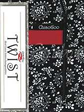 ChiaoGoo ::TWIST Red Lace Interchangeables:: Large: US9 (5.5 mm) - US15 (10 mm)