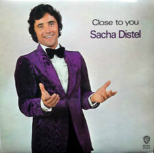 SACHA DISTEL Close To You LP Warner Bros WS3014 1970
