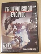 Front Mission Evolved (PC, 2010) - BRAND NEW & FACTORY SEALED