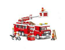 Wange Building Block - Fire Truck # 33021N