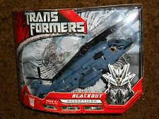 Transformers BLACKOUT Live Action Movie Edition Decepticon SEALED MISB