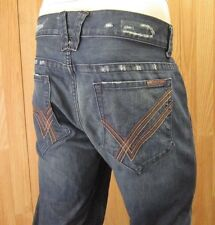 AUTHENTIC WILLIAM RAST BILLY BOOT CUT MEN JEANS SZ 38 X 30.5 VIC-THOR1