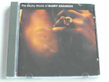 The Murky World Of Barry Adamson (CD Album) Very Good